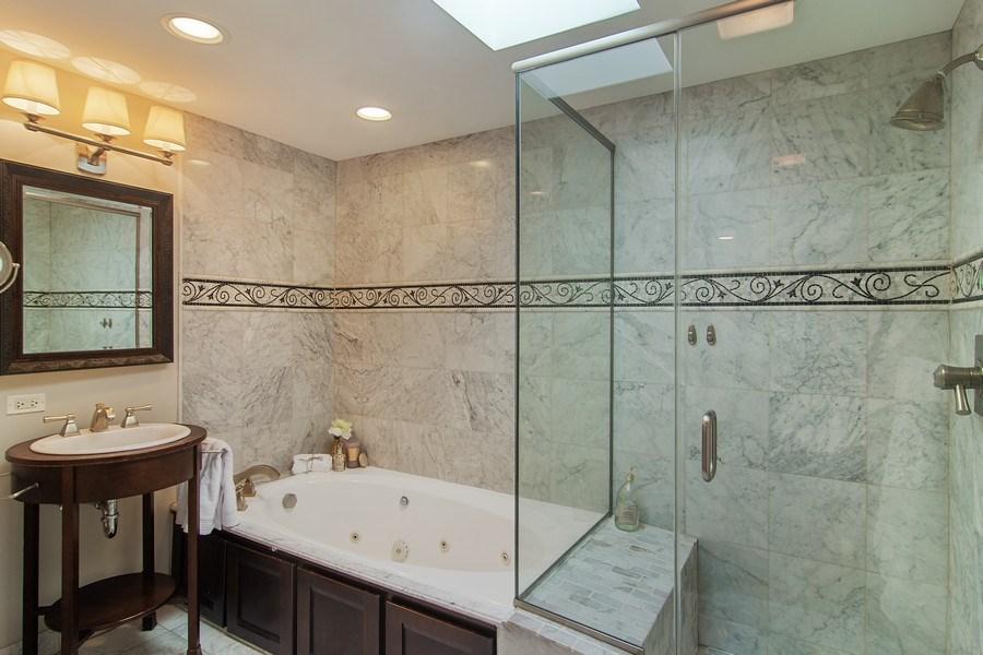 Real Estate Photography - 797 Laurel, Des Plaines, IL, 60016 - Bathroom