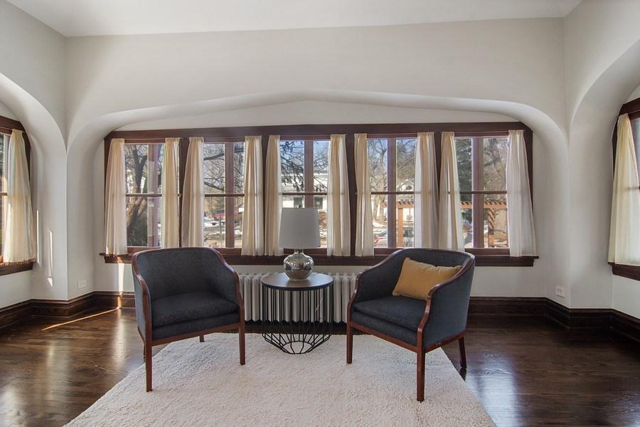 Real Estate Photography - 797 Laurel, Des Plaines, IL, 60016 - Sun Room