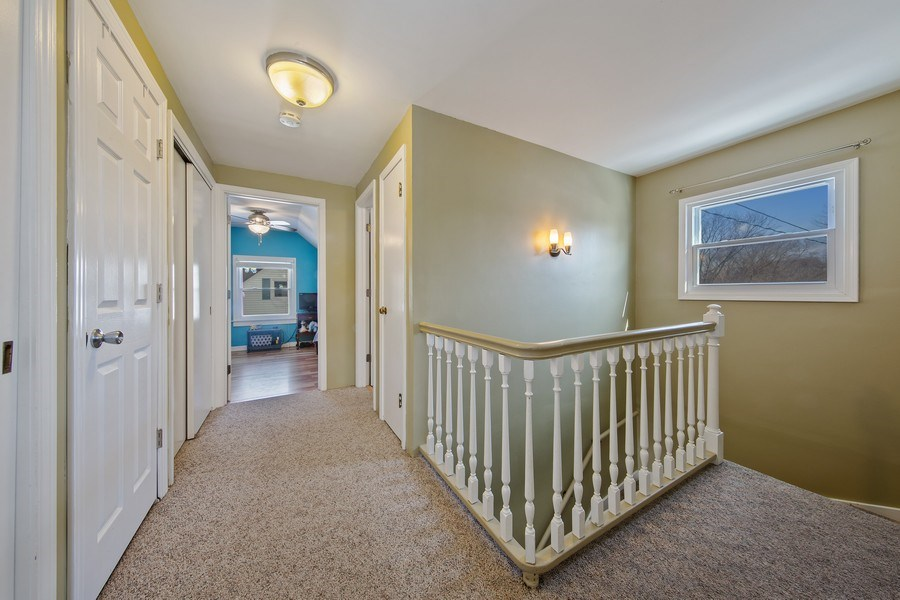 Real Estate Photography - 601 N Grace st, lombard, IL, 60148 - 2nd Level