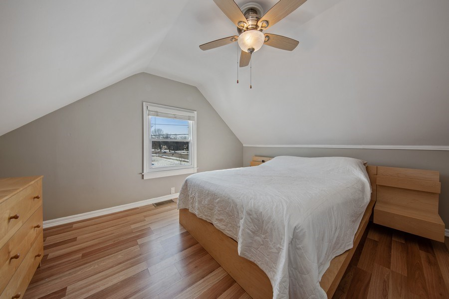 Real Estate Photography - 601 N Grace st, lombard, IL, 60148 - 2nd Bedroom