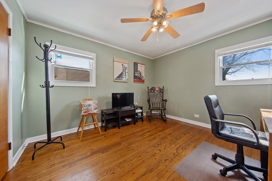 Real Estate Photography - 601 N Grace st, lombard, IL, 60148 - Bedroom