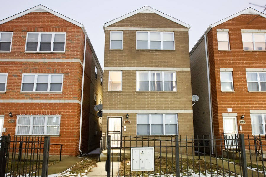 Real Estate Photography - 3022 W Washington, 2, Chicago, IL, 60612 - Front View