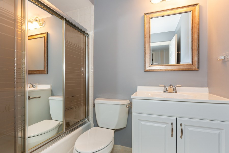 Real Estate Photography - 1115 Mistwood Lane, Downers Grove, IL, 60515 - Bathroom 2