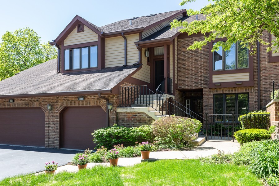Real Estate Photography - 1115 Mistwood Lane, Downers Grove, IL, 60515 -