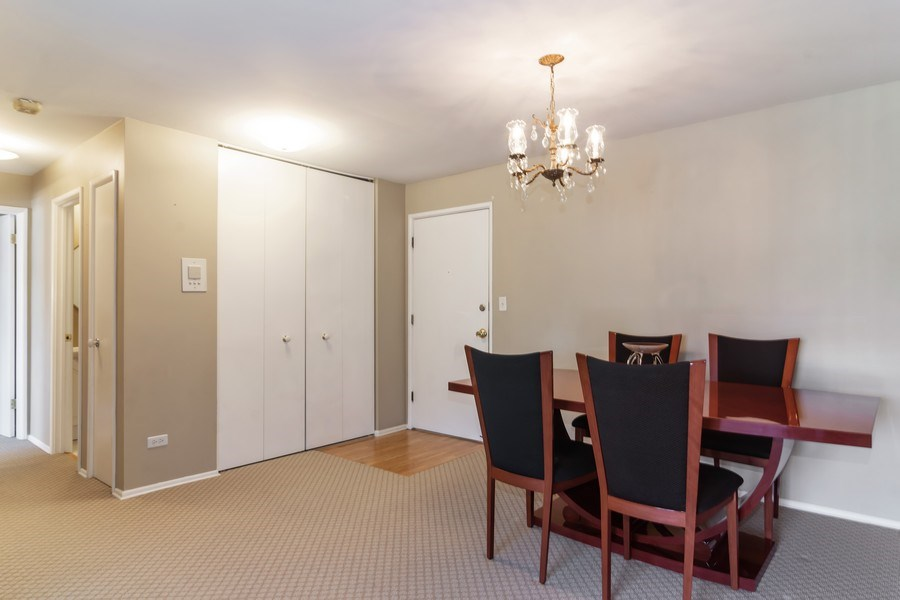 Real Estate Photography - 505 S. Cleveland Ave. #204, Arlington Heights, IL, 60005 - Dining Area