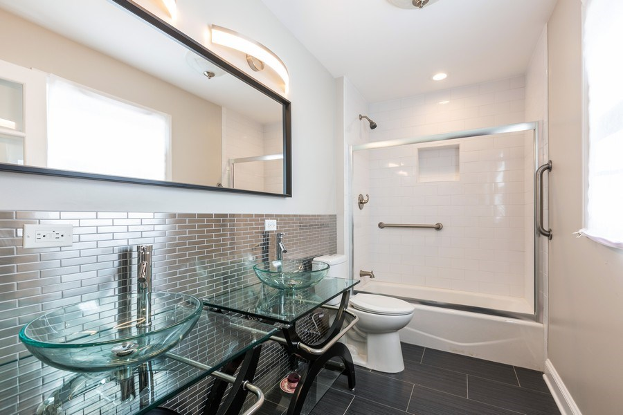 Real Estate Photography - 5236 Grand Ave, Western Springs, IL, 60558 - Master Bathroom