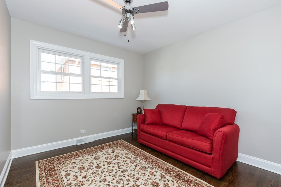 Real Estate Photography - 5236 Grand Ave, Western Springs, IL, 60558 - 2nd Bedroom