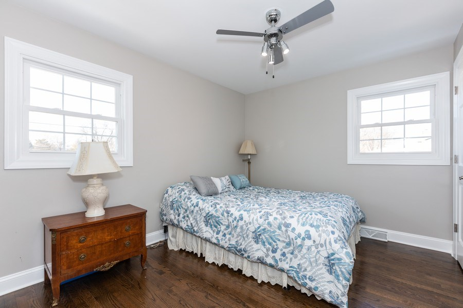 Real Estate Photography - 5236 Grand Ave, Western Springs, IL, 60558 - 3rd Bedroom