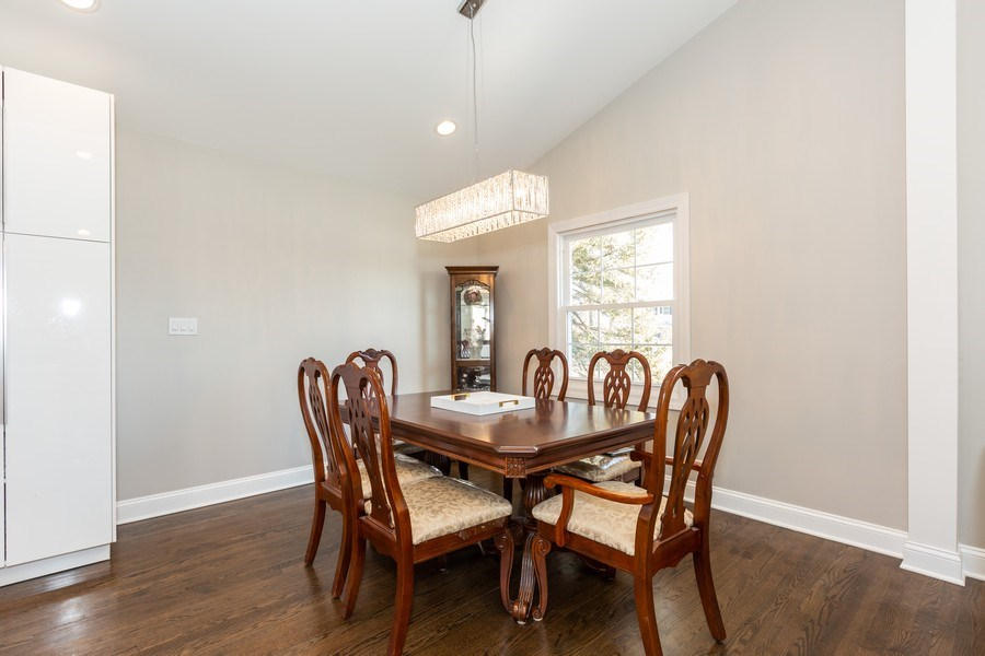 Real Estate Photography - 5236 Grand Ave, Western Springs, IL, 60558 - Dining Room