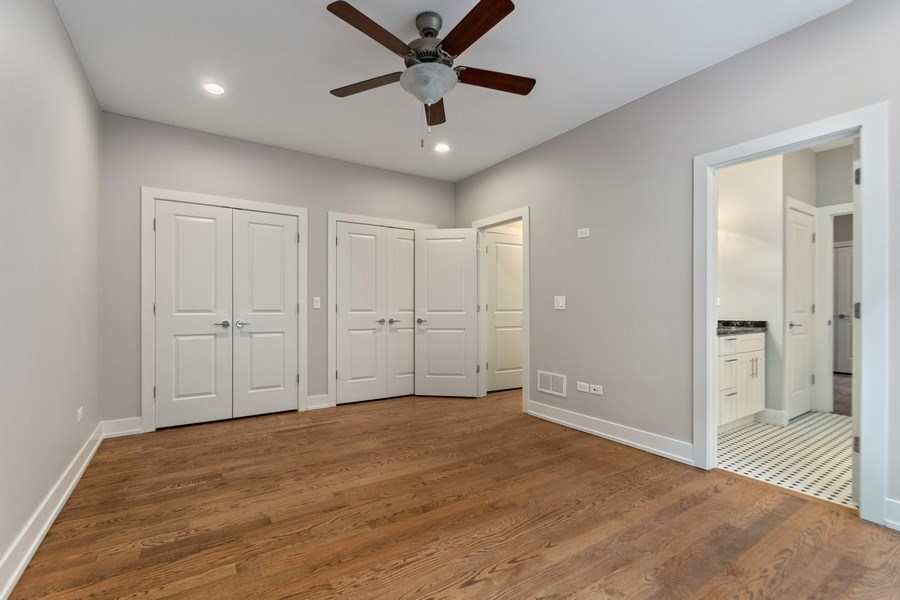 Real Estate Photography - 4714 S Calumet, Chicago, IL, 60653 - Bedroom