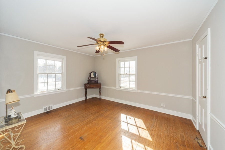 Real Estate Photography - 1014 S Chester, Park Ridge, IL, 60068 - Bedroom