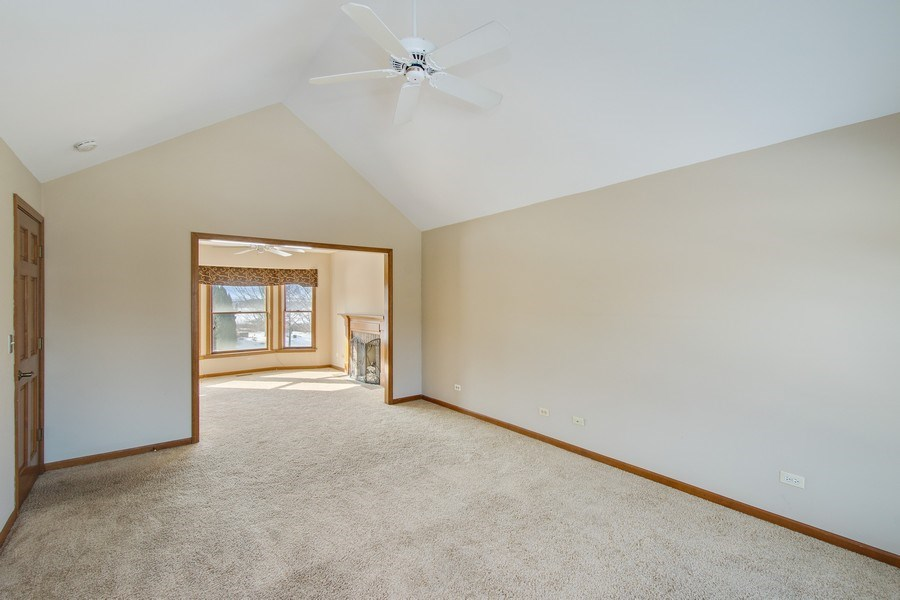 Real Estate Photography - 3015 Woods Creek Lane, Algonquin, IL, 60102 - Master Bedroom