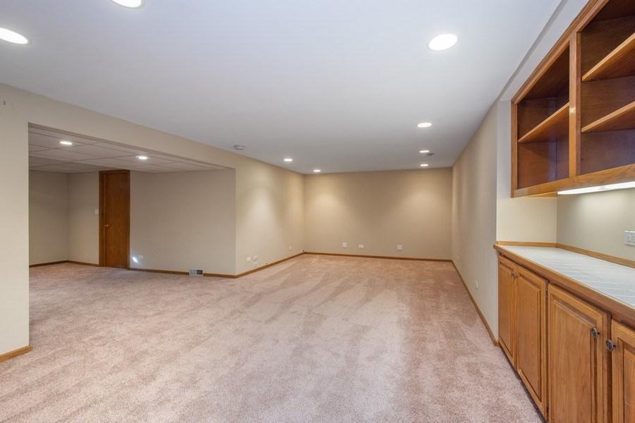 Real Estate Photography - 3015 Woods Creek Lane, Algonquin, IL, 60102 - Basement