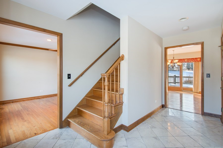 Real Estate Photography - 3015 Woods Creek Lane, Algonquin, IL, 60102 - Foyer