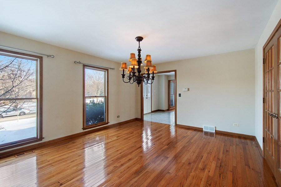 Real Estate Photography - 3015 Woods Creek Lane, Algonquin, IL, 60102 - Dining Room