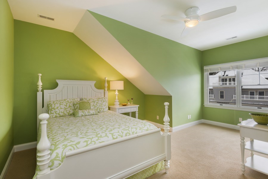 Real Estate Photography - 59 North Shore Drive, South Haven, MI, 49090 - 2nd Bedroom