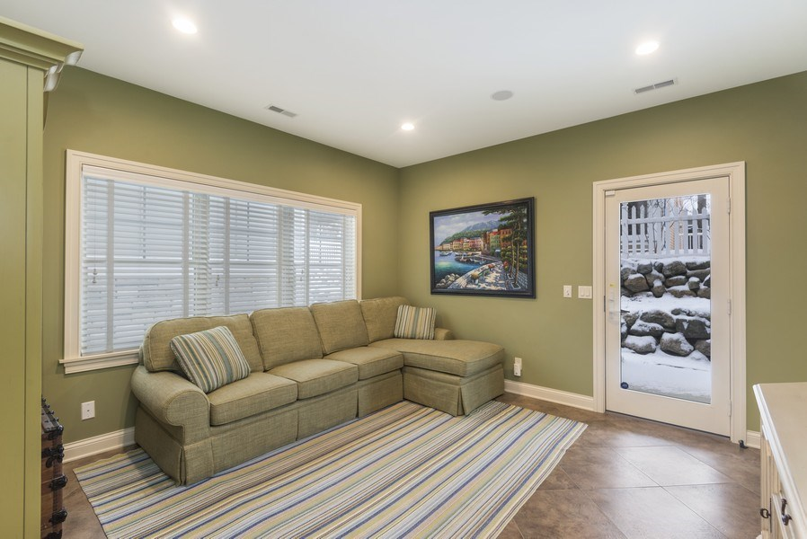 Real Estate Photography - 59 North Shore Drive, South Haven, MI, 49090 - Lower Level