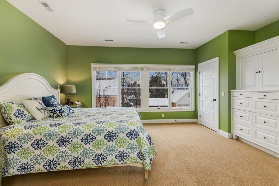 Real Estate Photography - 59 North Shore Drive, South Haven, MI, 49090 - Master Bedroom