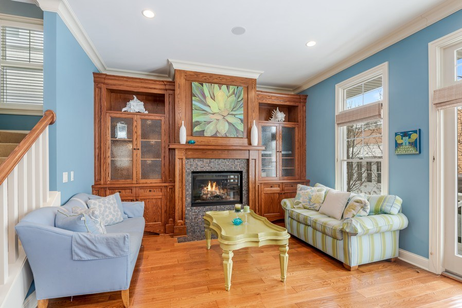 Real Estate Photography - 59 North Shore Drive, South Haven, MI, 49090 - Family Room