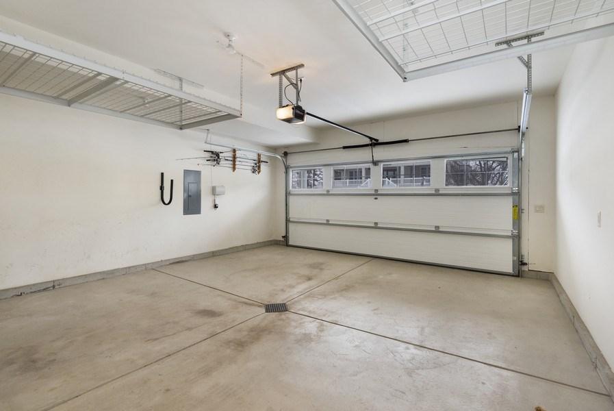 Real Estate Photography - 59 North Shore Drive, South Haven, MI, 49090 - Garage