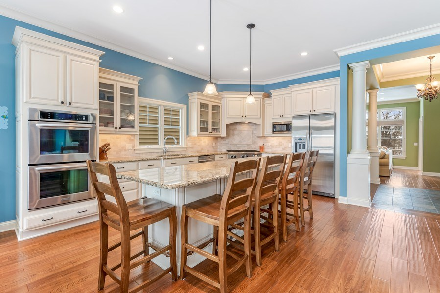 Real Estate Photography - 59 North Shore Drive, South Haven, MI, 49090 - Kitchen