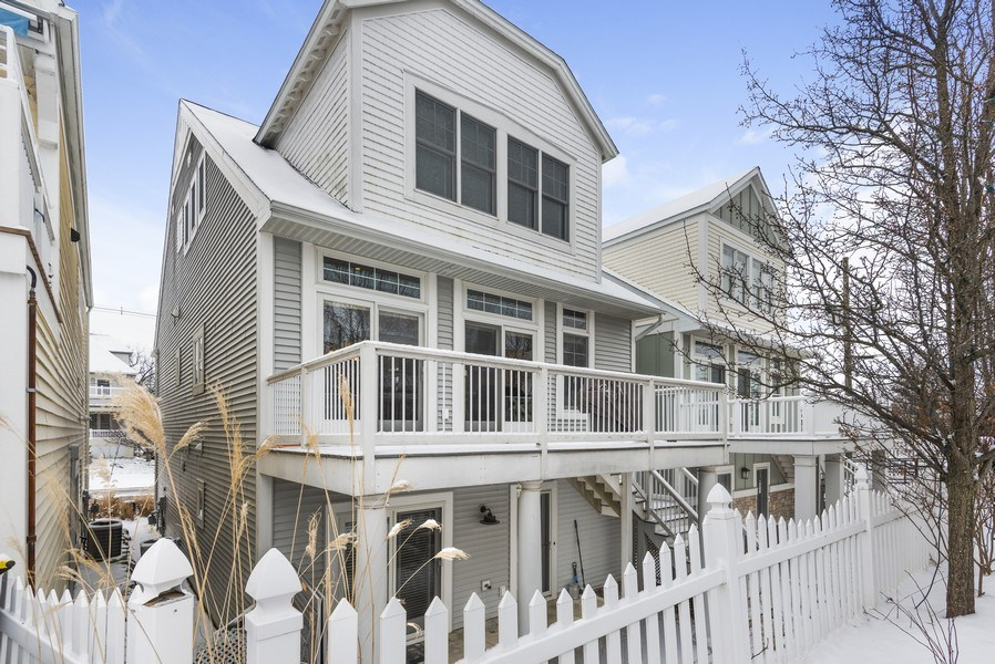 Real Estate Photography - 59 North Shore Drive, South Haven, MI, 49090 - Rear View