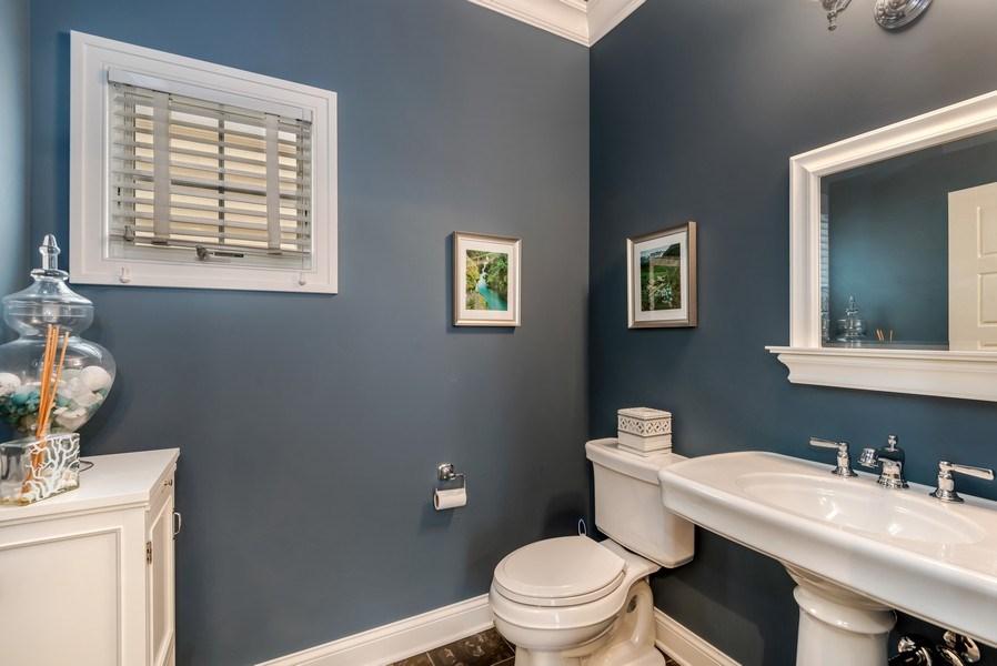 Real Estate Photography - 59 North Shore Drive, South Haven, MI, 49090 - Half Bath
