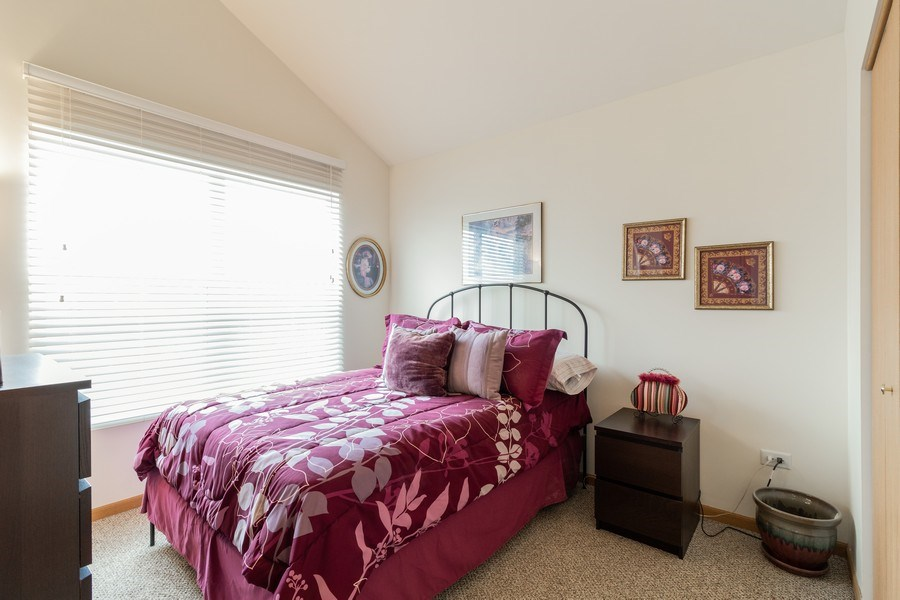 Real Estate Photography - 1434 Fox Hound Trail, Beecher, IL, 60401 - Bedroom