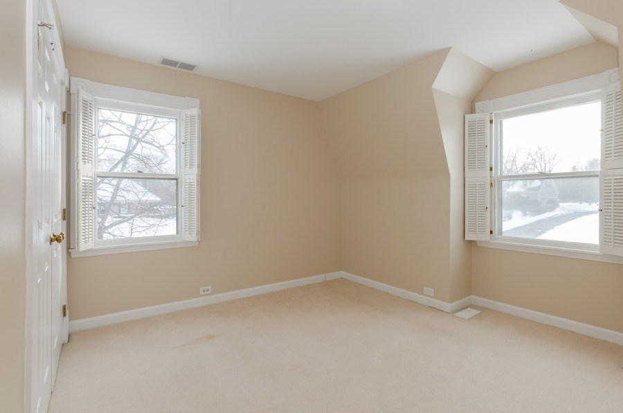Real Estate Photography - 20587 Swansway, Deer Park, IL, 60010 - 2nd Bedroom