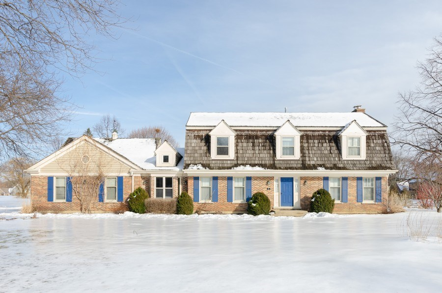 Real Estate Photography - 20587 Swansway, Deer Park, IL, 60010 - Front View