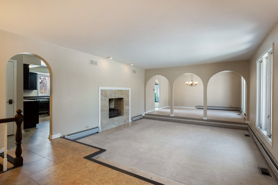 Real Estate Photography - 57 Flint Drive (aka 23203 N. Flint Drive), Lake Barrington, IL, 60010 - Living Room