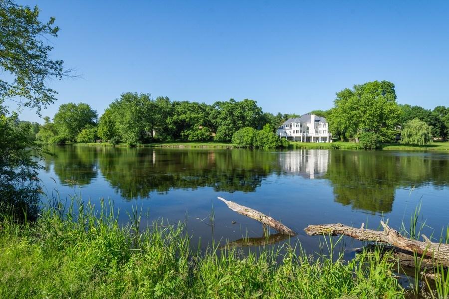 Real Estate Photography - 57 Flint Drive (aka 23203 N. Flint Drive), Lake Barrington, IL, 60010 - Location 1