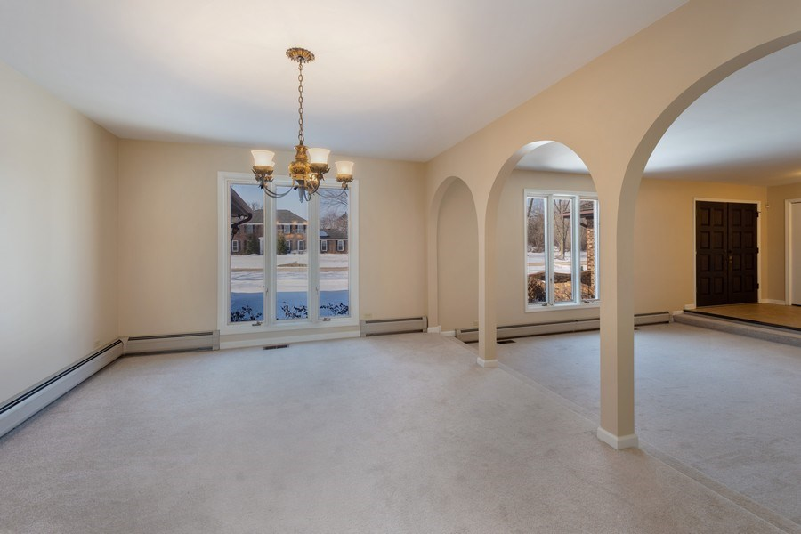 Real Estate Photography - 57 Flint Drive (aka 23203 N. Flint Drive), Lake Barrington, IL, 60010 - Dining Room