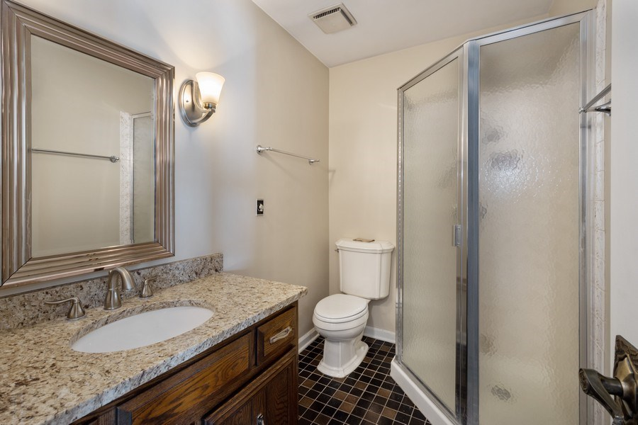 Real Estate Photography - 57 Flint Drive (aka 23203 N. Flint Drive), Lake Barrington, IL, 60010 - Bathroom