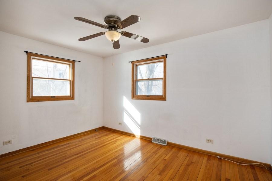 Real Estate Photography - 2510 Carmel Blvd., Zion, IL, 60099 - Bedroom