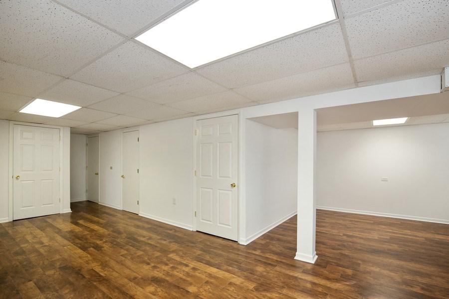 Real Estate Photography - 2510 Carmel Blvd., Zion, IL, 60099 - Basement