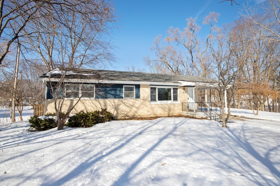 Real Estate Photography - 2510 Carmel Blvd., Zion, IL, 60099 - Front View