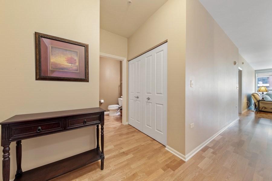 Real Estate Photography - 801 Village Center Dr #201, Burr Ridge, IL, 60527 - Foyer