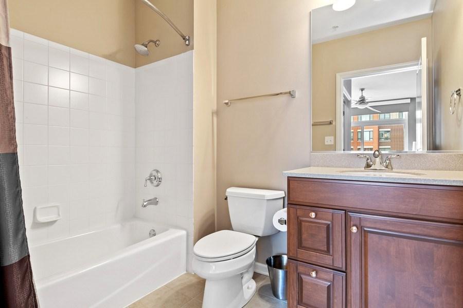 Real Estate Photography - 801 Village Center Dr #201, Burr Ridge, IL, 60527 - Bathroom