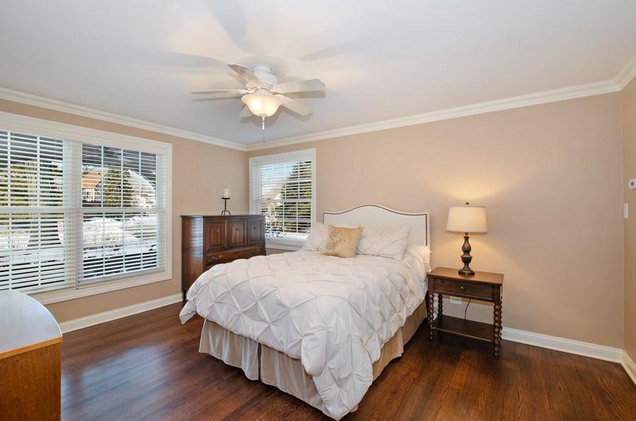 Real Estate Photography - 2800 Romona Court, Wilmette, IL, 60091 - Bedroom 6 En-Suite: (First Floor)