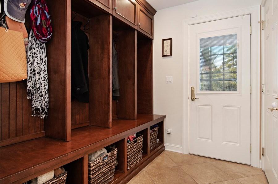 Real Estate Photography - 2800 Romona Court, Wilmette, IL, 60091 - Mudroom