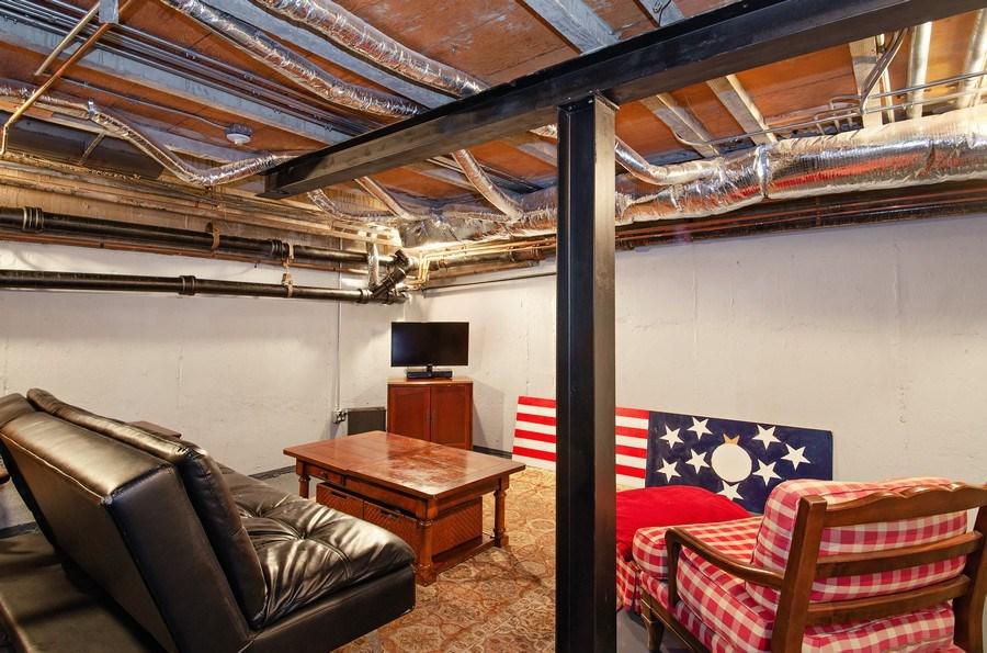 Real Estate Photography - 2800 Romona Court, Wilmette, IL, 60091 - Basement