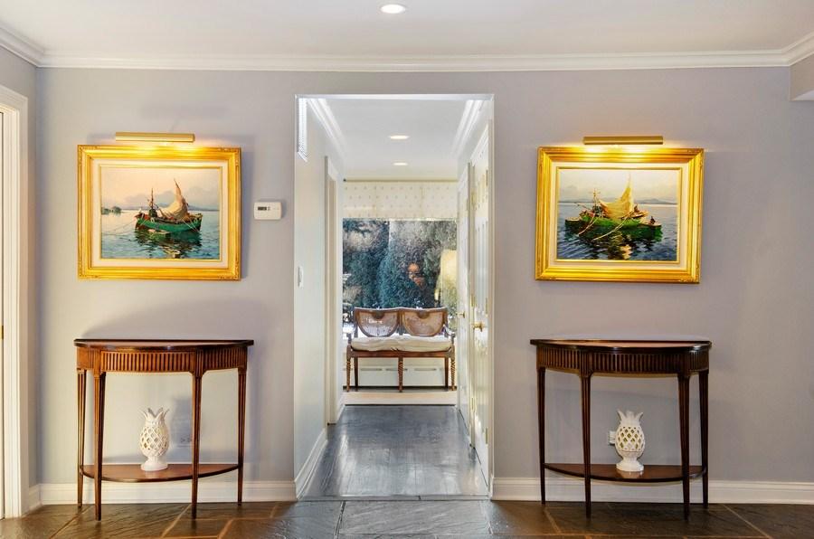 Real Estate Photography - 2800 Romona Court, Wilmette, IL, 60091 - Foyer