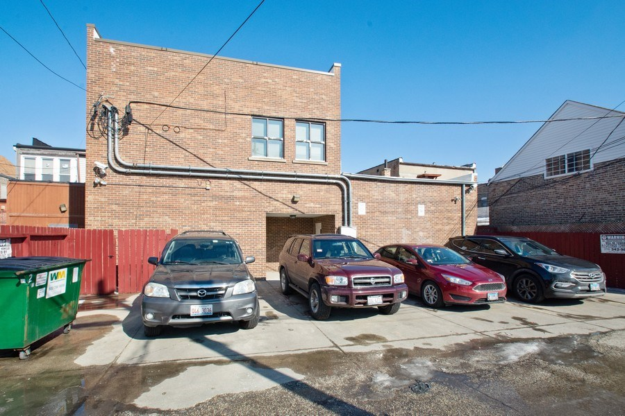 Real Estate Photography - 4111 W 26th St, Chicago, IL, 60623 - Rear View