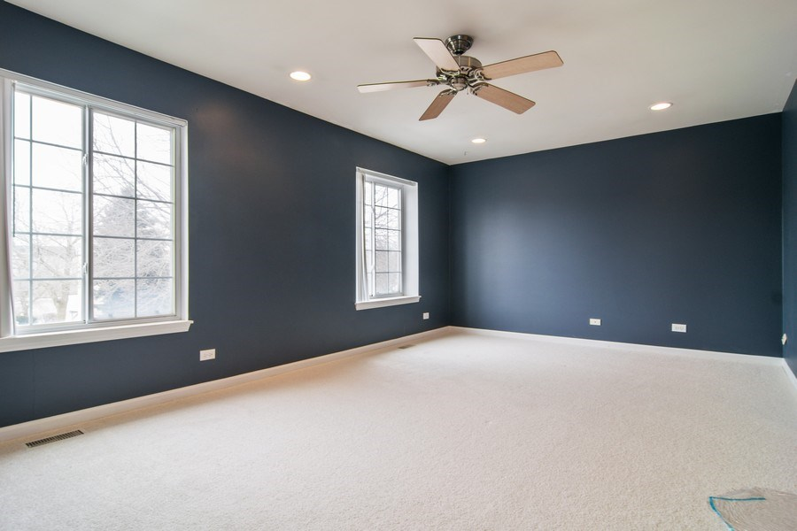 Real Estate Photography - 947 Mesa Dr, Elgin, IL, 60123 - Master Bedroom