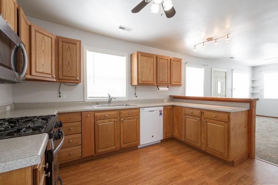 Real Estate Photography - 718 Sheridan Rd, Wauconda, IL, 60084 - Kitchen