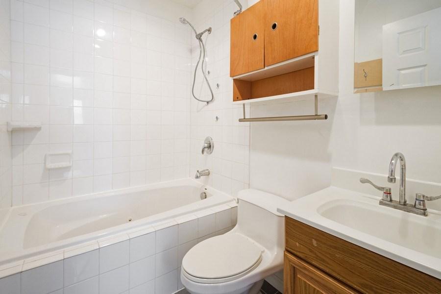 Real Estate Photography - 718 Sheridan Rd, Wauconda, IL, 60084 - Bathroom
