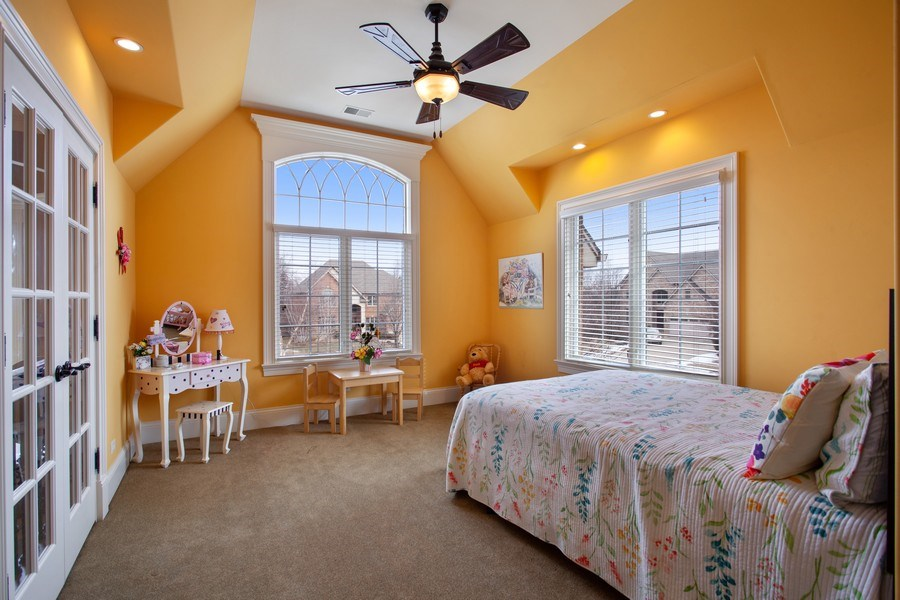 Real Estate Photography - 314 Felicia Ct, Bloomingdale, IL, 60108 - 2nd Bedroom