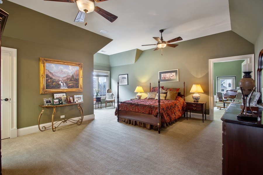 Real Estate Photography - 314 Felicia Ct, Bloomingdale, IL, 60108 - 3rd Bedroom
