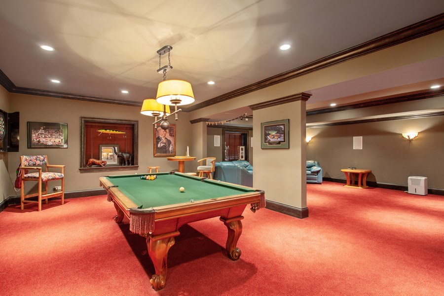 Real Estate Photography - 314 Felicia Ct, Bloomingdale, IL, 60108 - Basement